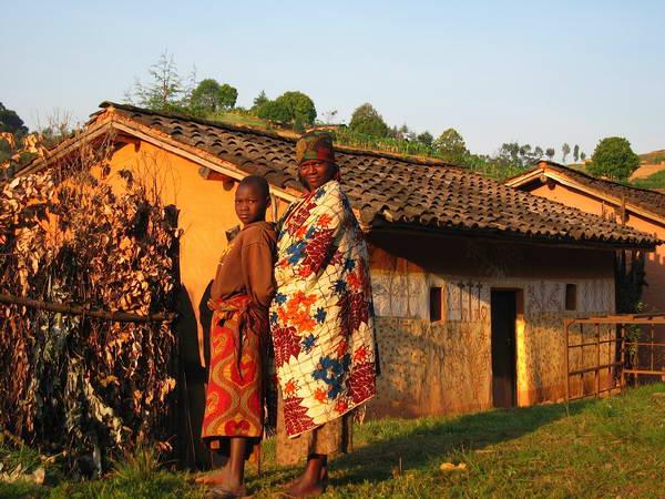 תושבי רואנדה