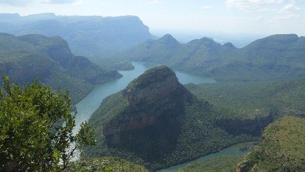 קניון נהר בלייד, דרום אפריקה