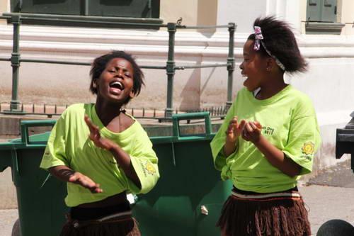 דרום אפריקה, טיול עם ילדים