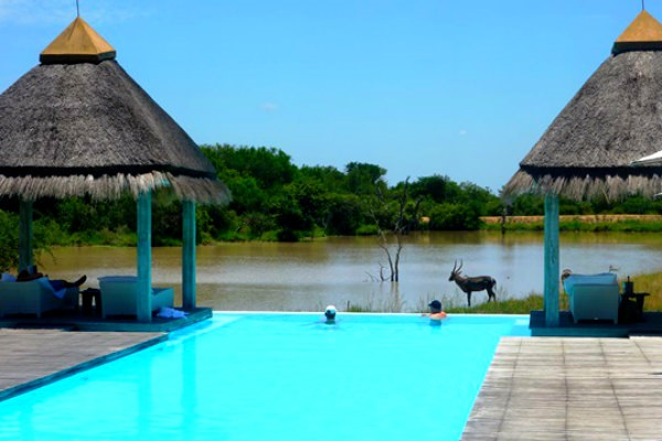 לודג' בספארי, דרום אפריקה