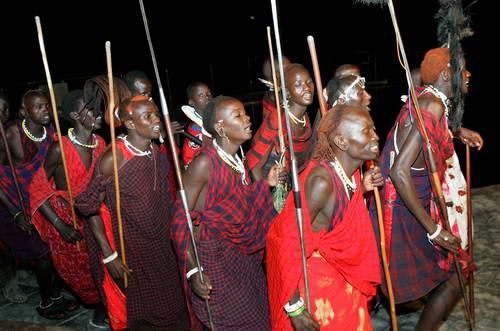 טנזניה, שבט המסאי