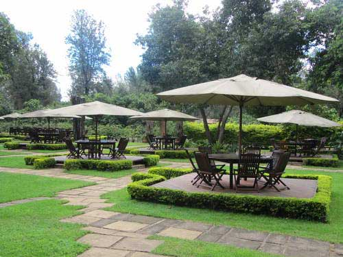 חוות קפה בטנזניה, ארושה קופי לודג'