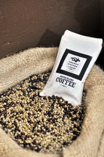 קפה בטנזניה