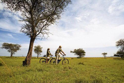 טיול אופניים, טנזניה