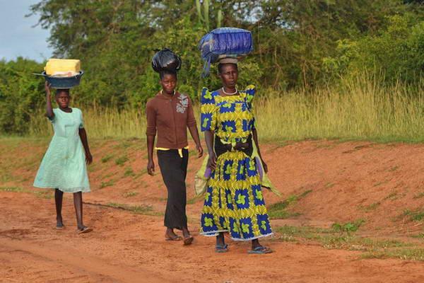 תושבי אוגנדה