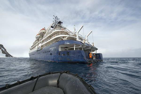 ספינות לאנטארקטיקה