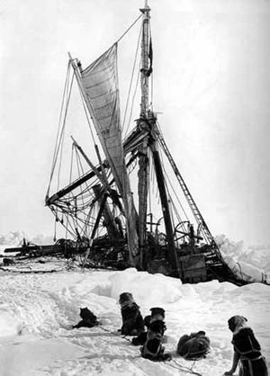 ספינתו הטבועה של שקלטון