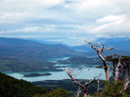 העמק הצרפתי, טורס דל פיינה, פטגוניה, צ'ילה