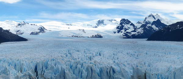 שמורת הקרחונים, ארגנטינה