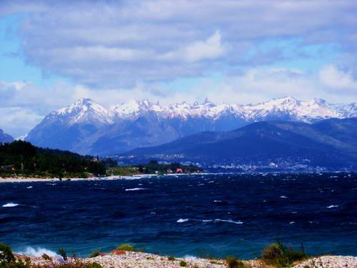 הרים מושלגים, ארגנטינה