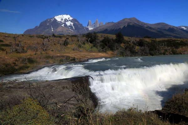 קסקאדאס פיינה, טורס דל פיינה, פטגוניה, צ'ילה