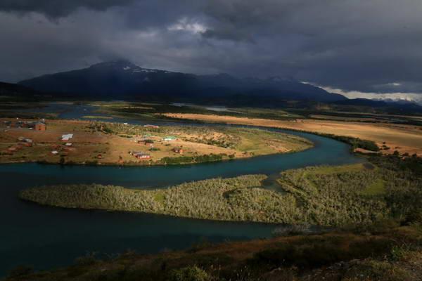 נהר סראנו, טורס דל פיינה