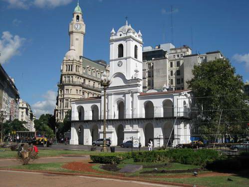 כיכר מאי, פלאזה דה מאז'ו, בואנוס איירס