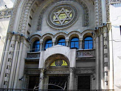 בית הכנסת ברחוב ליברטאד, בואנוס איירס