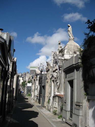 בית הקברות לה ריקולטה, בואנוס איירס