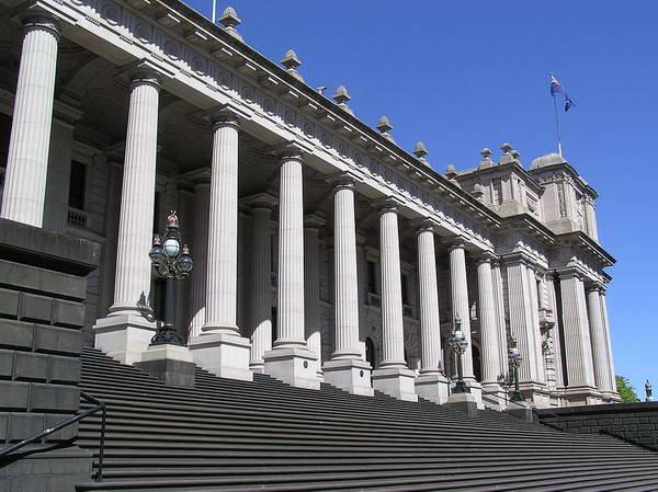 בניין הפרלמנט במלבורן