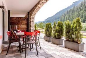 המלצה על מלון בעיירת הסקי סאלבאך