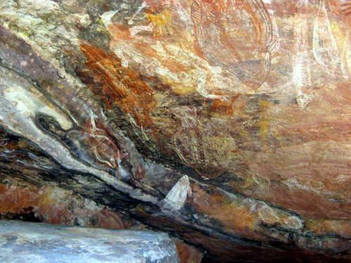 ציורי קיר אבוריג'יניים באולור