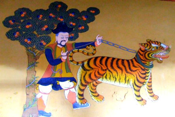 מנזר קן הנמר, בהוטן