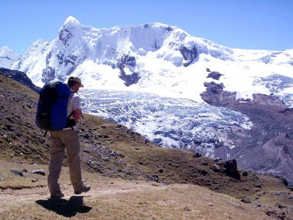 טיול סביב הר אוסנגטה, פרו