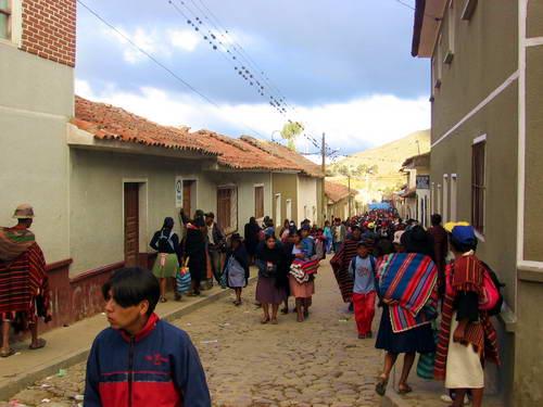 קרנבל בבוליביה