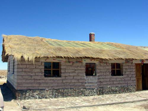מלון המלח במדבר הסלאר בבוליביה