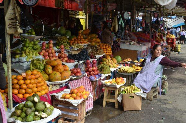 שוק בקוצ'במבה, בוליביה