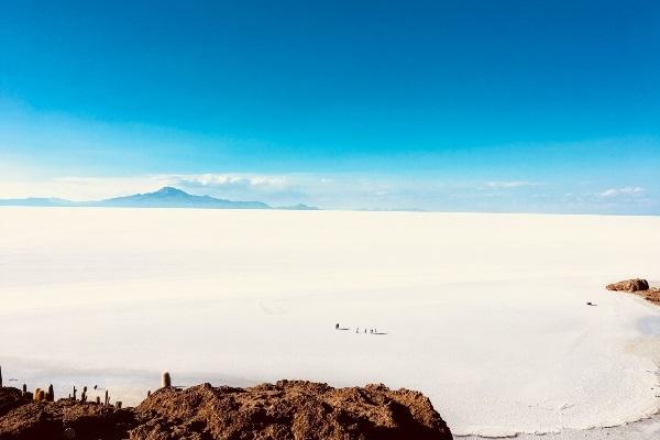 מדבר המלח סלאר דה אויוני, בוליביה