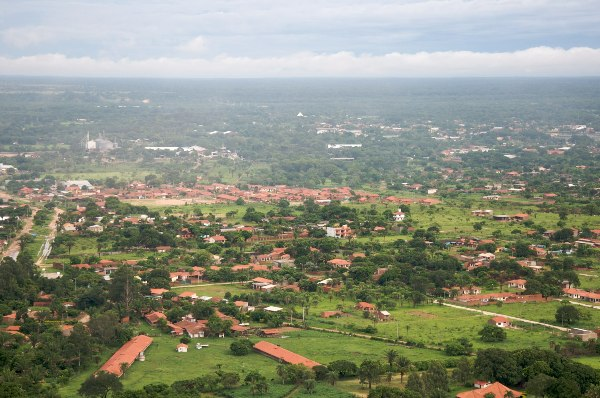 סנטה קרוז, המחוז העשיר ביותר בבוליביה