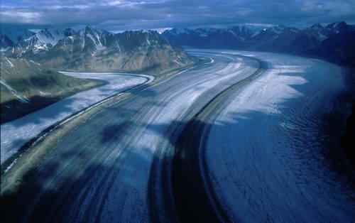 רכס הרי החוף, אלסקה, שמורת קלואני