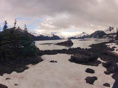 רכס הרי החוף, מערב קנדה, גריבלדי