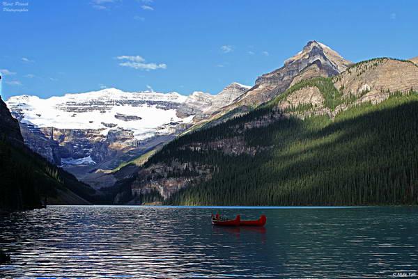 שמורות הרוקיס הקנדיים, אגם לואיז, באנף