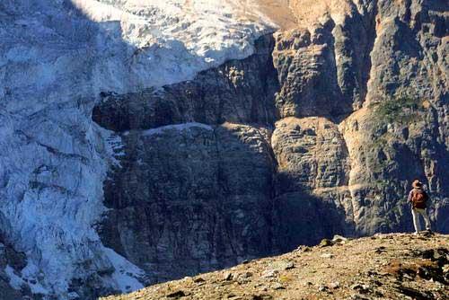 מערב קנדה, ג'אספר, קרחון המלאך