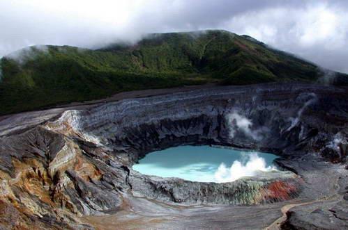 לוע הר הגעש פואז GoTravel