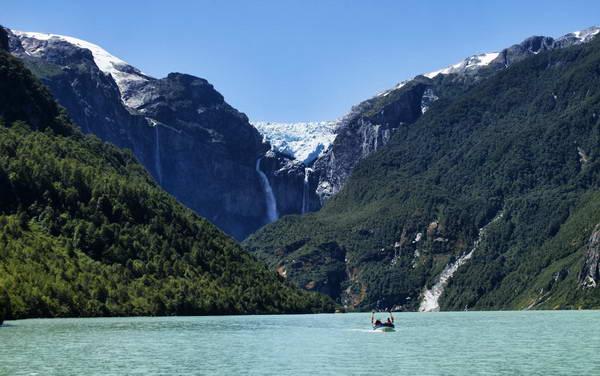 פארק הלאומי קיילאט, הקרטרה אוסטרל, צ'ילה