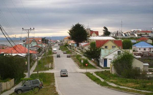 פורווניר, ארץ האש, צ'ילה