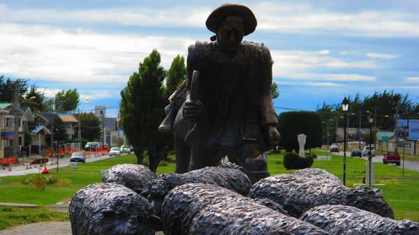 פונטה ארנס, ארץ האש, צ'ילה
