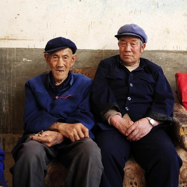 דרום סין, קונמינג - זקני העיר