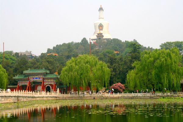 פארקים בבייג'ין