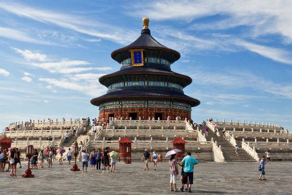 מקדש השמיים, בייג'ינג