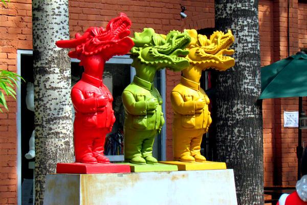 אמנות בבייג'ינג