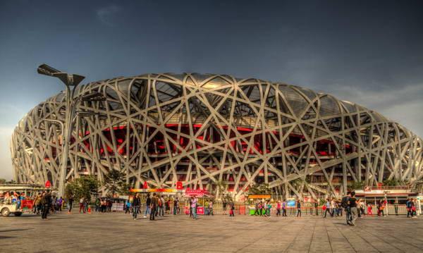 האצטדיון האולימפי, בייגין