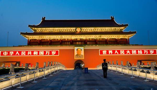 כיכר טיאנאנמן בבייג'ינג