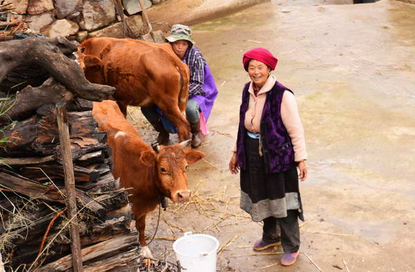 סיזונג, חבל יונאן, דרום סין
