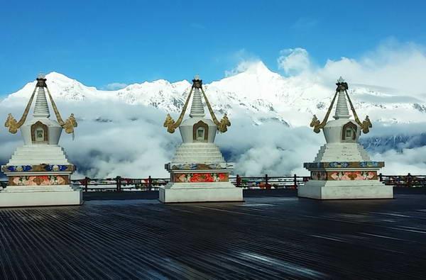 פיילאיסי, הר מילי המושלג, קאווה קרפו, חבל יונאן, דרום סין