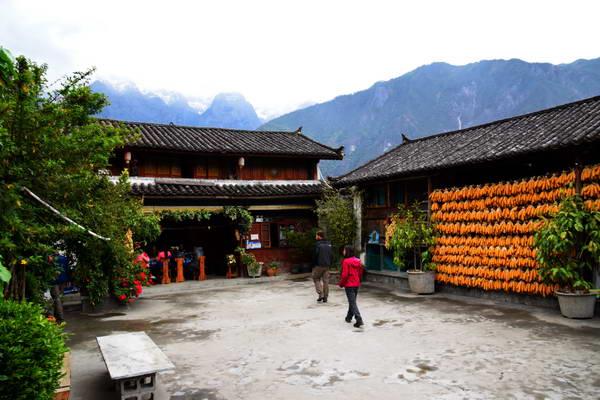 נאשי פמילי גסטהאוס, ערוץ דילוג הנמר, יונאן, סין