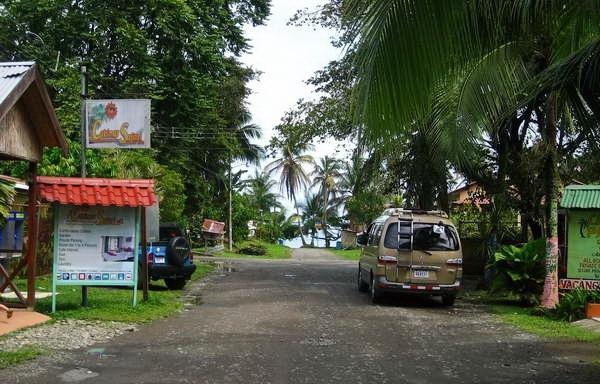 שמורת קאוויטה, חופי הים הקריבי, קוסטה ריקה