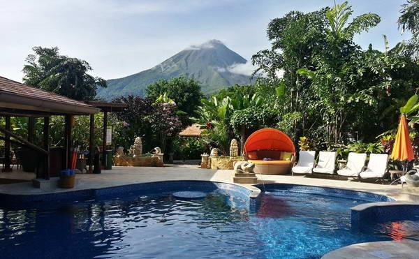 מלון Nayara Hotel Spa, הר הגעש ארנל, קוסטה ריקה