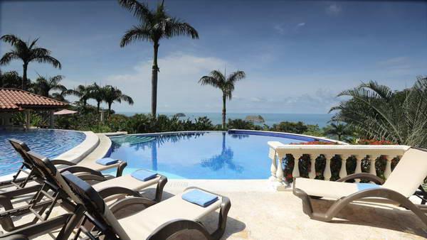 קוסטה ריקה, מלון בשמורת מנואל אנטוניו