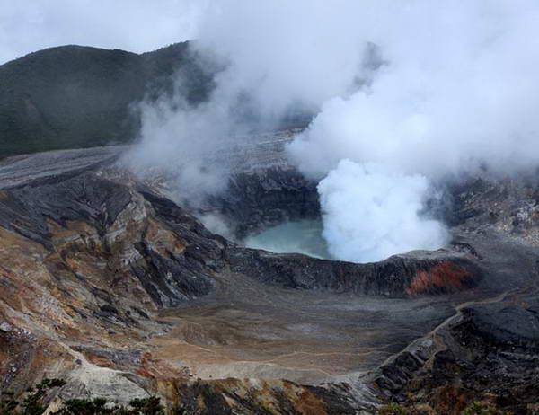 קוסטה ריקה, הר הגעש פואז